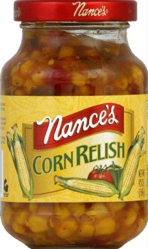 Nances Relish Corn, 9.5 oz