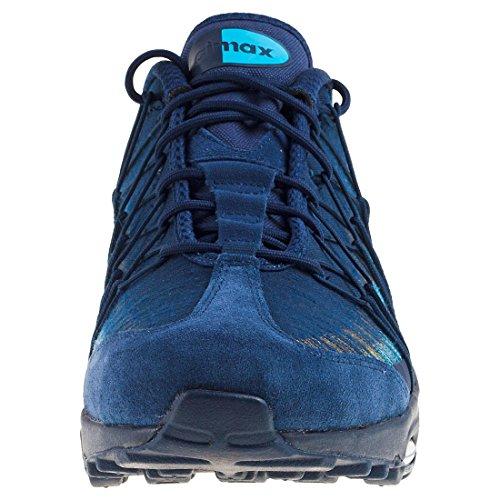 Nike Zapatillas Air Max 95 Ultra Jcrc Azul/Azul/Amarillo Talla: 45,5