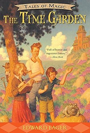 book cover of The Time Garden