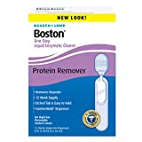 Bausch & Lomb Boston One Step Liquid Enzymatic Cleaner, 2.4 ml by Bausch And Lomb (Pack of 2)