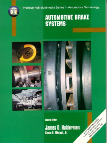 Automotive Brake Systems Reprint Package (2nd Edition)