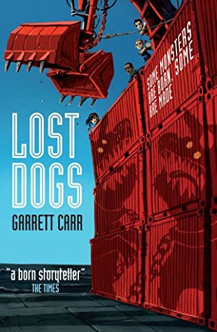 book cover of Lost Dogs