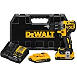 Cheap DEWALT DCD792D2 20V Max XR Tool Connect COMPACT Drill/Driver Kit