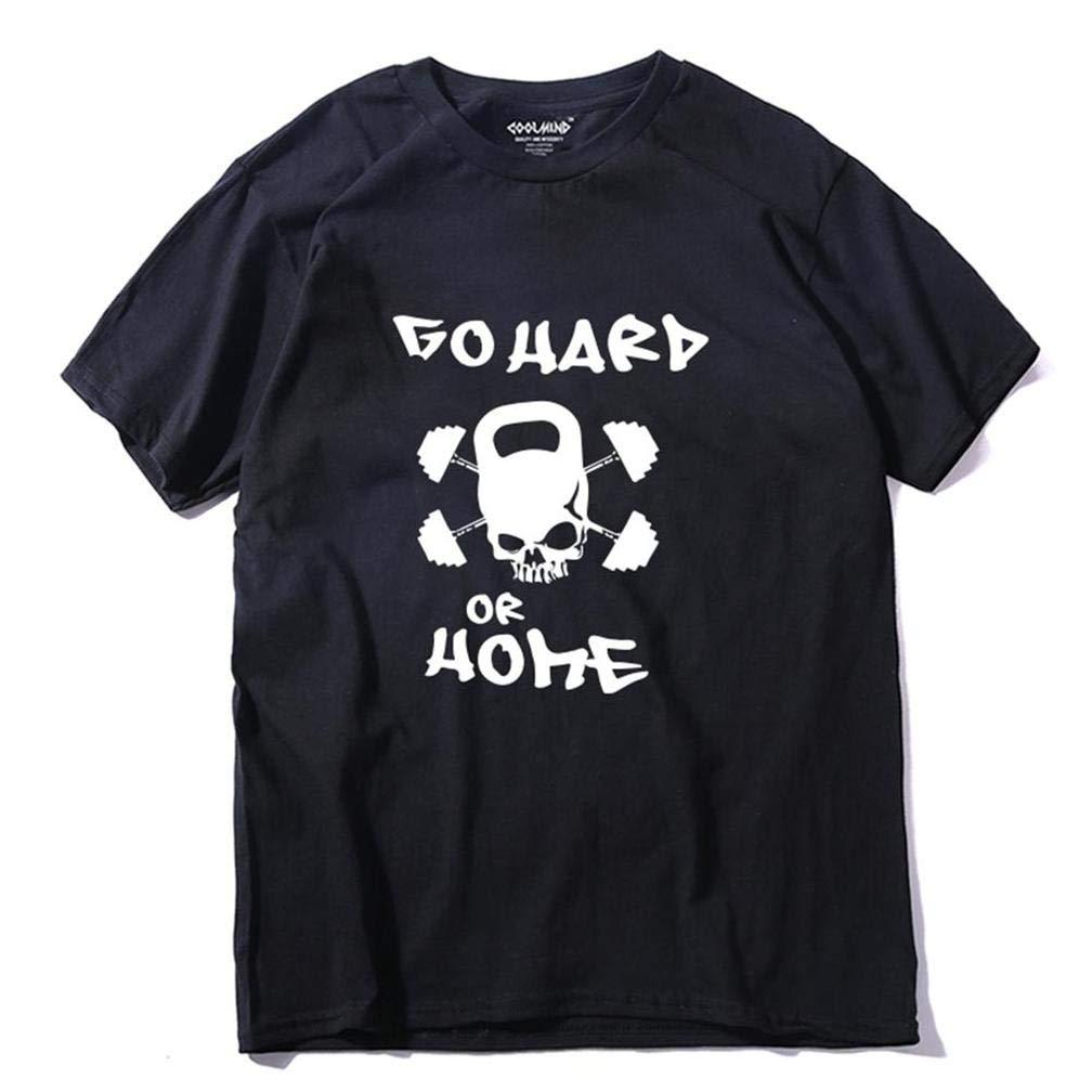 Go Hard Or Go Home 4 S T Shirt Printing Short Sleeve Tee