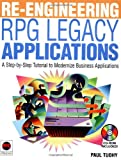 img - for Re-engineering RPG Legacy Applications book / textbook / text book