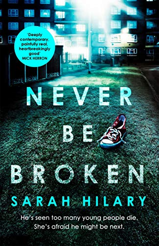 Never Be Broken (D.I. Marnie Rome 6) (English Edition)