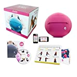 Mad Dogg Athletics, Inc. Ugi Fitness at Home 8-pound Pink Exercise Ball