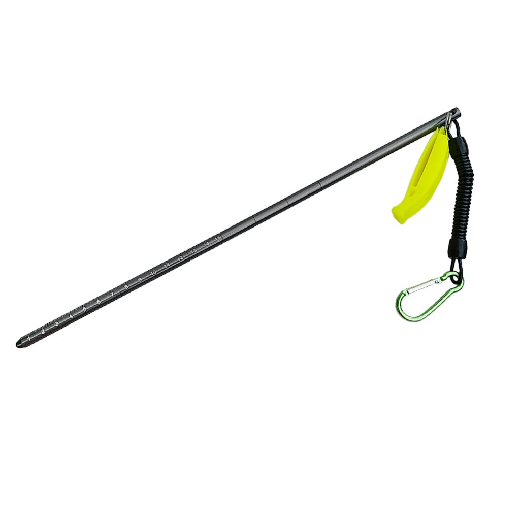 simhoa Pointer//Lobster Tickle Stick with Spring/&Carabiner/&Whistle for Scuba Diving
