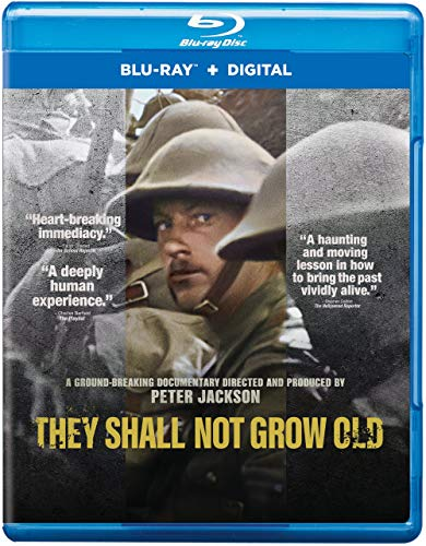 They Shall Not Grow Old (2018) (BD) [Blu-ray]]()