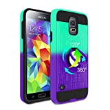 Atump Galaxy S5 Case,S5 Phone Case with HD Screen