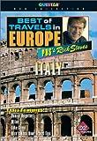 Rick Steves Best of Travels in Europe - Italy
