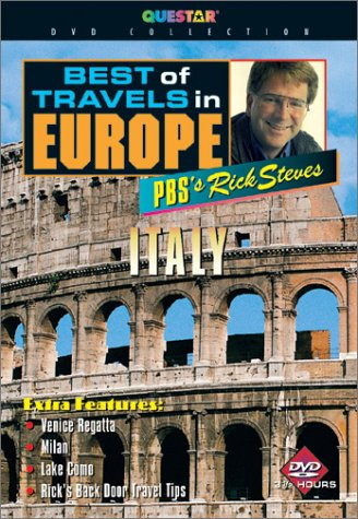 Rick Steves Best of Travels in Europe - Italy (Best Backpacking Places In California)