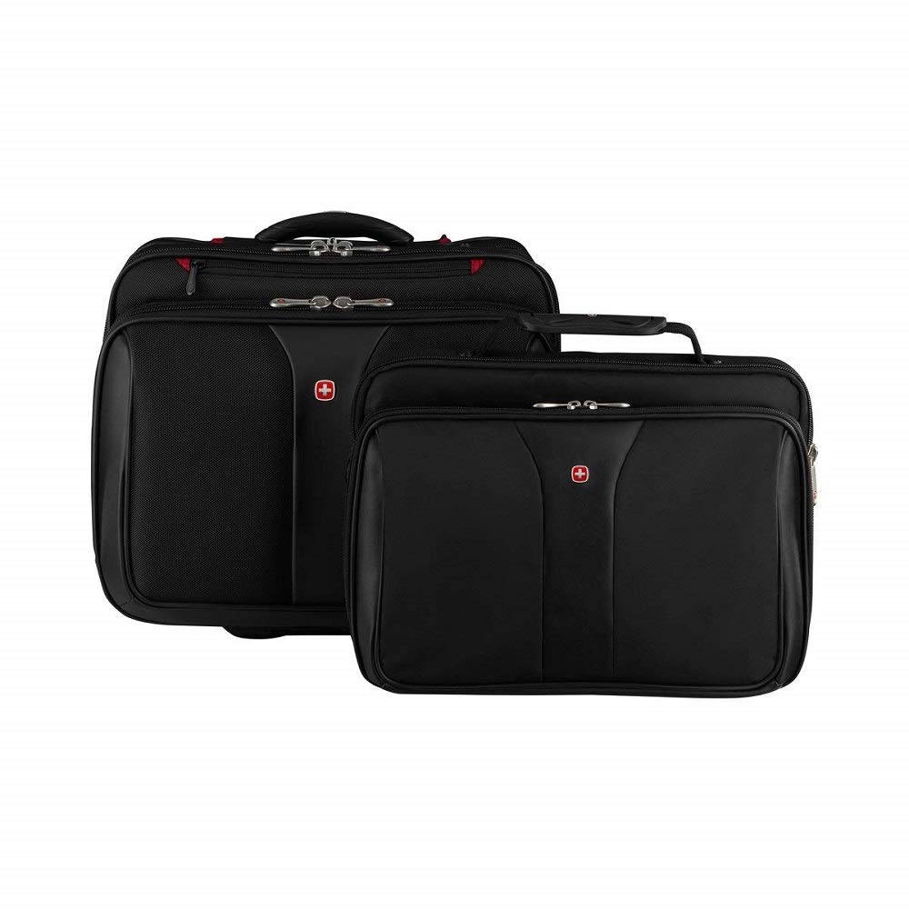 1bbb863f08 Amazon.com  Wenger Patriot Rolling Case Blk Up To 17IN Laptop with notebook  Case (WA-7953-02F00)  Home Audio   Theater