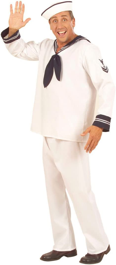 Disfraz de marinero para disfraz de marinero traje para hombre ...