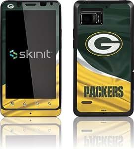 NFL - Green Bay Packers - Green Bay Packers - Motorola Droid Bionic 4G - Skinit Skin