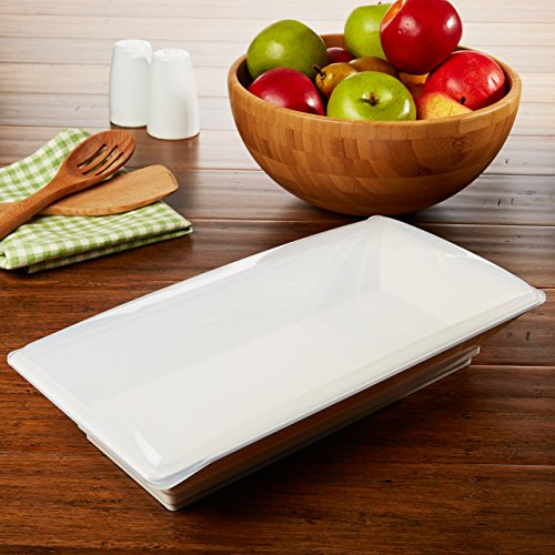 insulated serving platter - 2