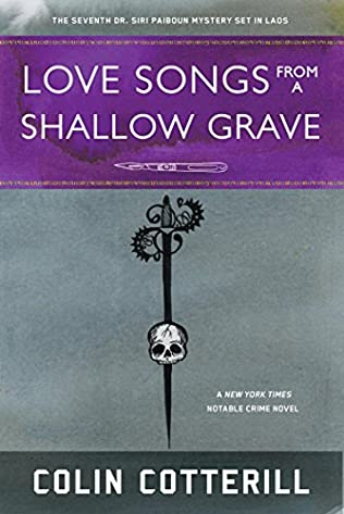 book cover of Love Songs from a Shallow Grave