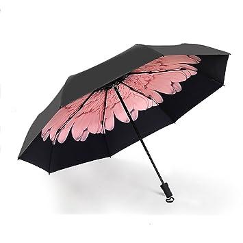Li Ye Feng Shop Paraguas Paraguas de Sol Creativo Paraguas ...