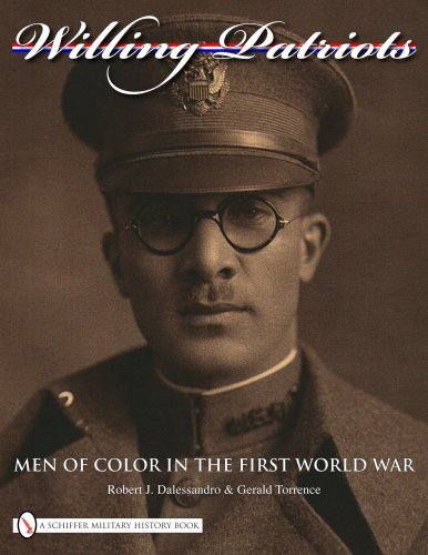 Willing Patriots: Men of Color in the First