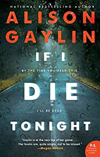 If I Die Tonight by Alison Gaylin ebook deal