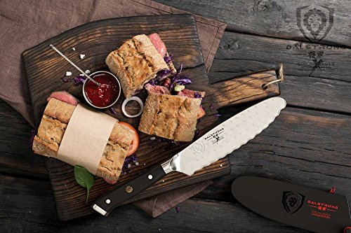 DALSTRONG- Ultimate Utility Knife - Shogun Series X - Damascus - 6