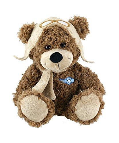 Aviator Bear - Cuddle Zoo, Aviator Bear, 12