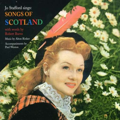 Jo Stafford Sings Songs of Scotland by Corinthian
