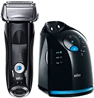 Braun Series 7 760Cc-7 Electric Wet And Dry Foil Shaver With Clean And Charge Station