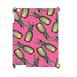 Pineapple 3D-Printed ZLB590898 Unique Design 3D Cover Case for Ipad 2,3,4