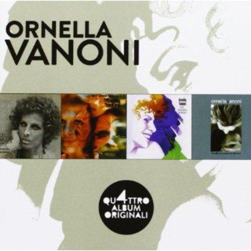 CD : Ornella Vanoni - I Fantastici 4 (Germany - Import, 4PC)
