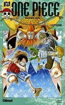 One Piece, Tome 35 : Capitaine par Oda