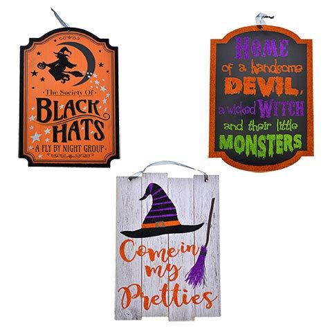 ML Warehouse Halloween Decoration & Craft Collection 2018