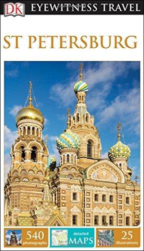 DK Eyewitness Travel Guide: St Petersburg by DK Publishing - St Petersburg Shopping In