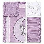 Trend-Lab-Unicorn-Dreams-3-Piece-Crib-Bedding-Set
