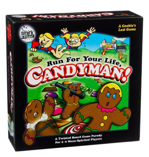 Reveal Entertainment Candyman Board Game