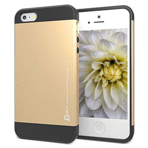 iPhone JETech Two Layer Protective Champagne