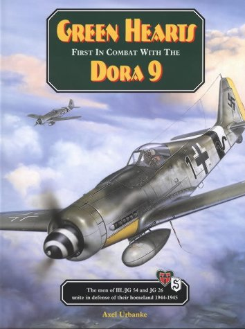 Green Hearts First in Combat with the Dora 9 (Library of Eagles)