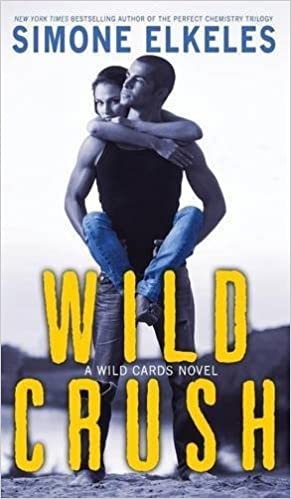Book Wild Crush by Simone Elkeles (2015-09-22)