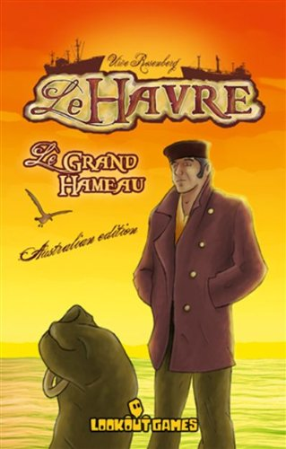 Lookout Games 33 - Le Havre Erweiterung