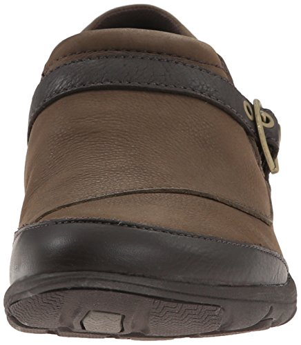On Buckle Women's Slip Charcoal Brown Merrell Dassie wRT0qgFF