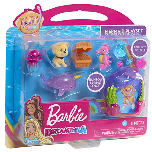 Barbie Dreamtopia Figure Mermaid Playsets