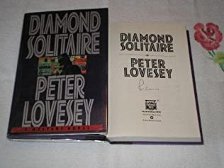 book cover of Diamond Solitaire