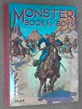 img - for 'MONSTER BOOK FOR BOYS: NO FOOTPRINTS, THUNDERING HOOFS, CROOKED DEVIL, BIGGEST GAMBLE, BODY IN THE CAR, PHANTOM FINNER, WELLS GIVE OUT, SAN BERNARDIN book / textbook / text book