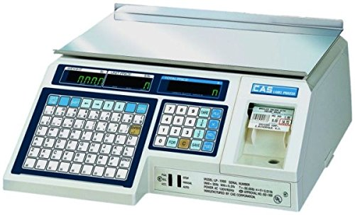 CAS LP-1000N PRICE COMPUTING SCALE by NBSLA