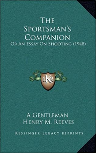 Learning English Essay Writing The Sportsmans Companion Or An Essay On Shooting  A Gentleman  Henry M Reeves  Amazoncom Books Compare And Contrast Essay On High School And College also How To Write A High School Application Essay The Sportsmans Companion Or An Essay On Shooting  A  Examples Of English Essays