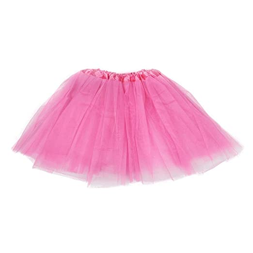 Shengdasm Falda de Tul for Mujer Faldas de tutú con Elasticidad ...