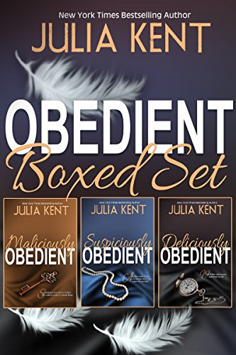 The Obedient Boxed Set cover