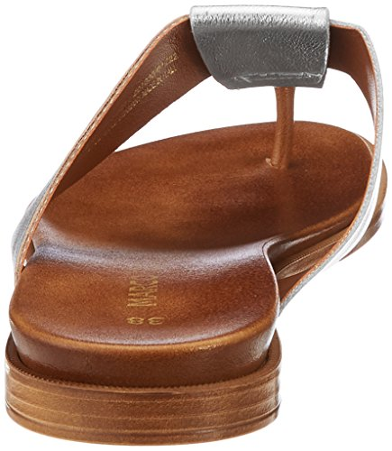 T MARCO premio mujer Sandals Bar 27123 Silver Silver TOZZI 941 para qT7twg