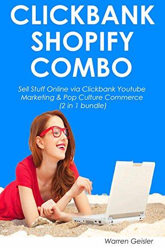 CLICKBANK SHOPIFY COMBO Clickbank Marketing ebook product image