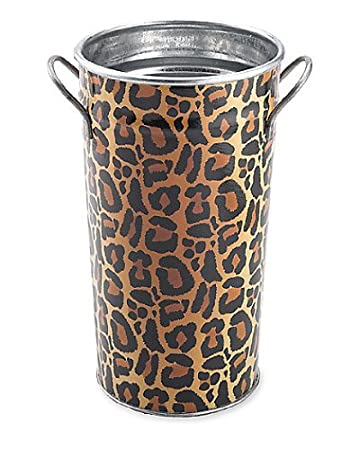 Amazon Leopard Print Vase Chasing Fireflies Health Personal Care